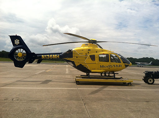 MedSTAR Transport: Saving lives in Washington area for 30 years