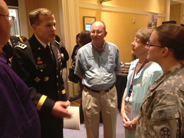 Yellow Ribbon program links military families with support services