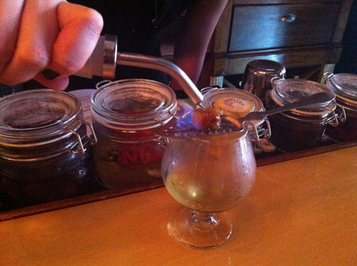 Adams Morgan absinthe bar serves up tradition, without hallucinations