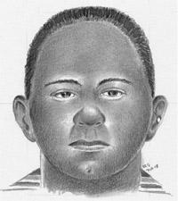 Police release suspect sketch in park assault