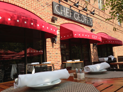 Chef Geoff files lawsuit over Va. happy hour restrictions