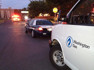 Carbon monoxide poisoning in Falls Church sends 3 to hospital