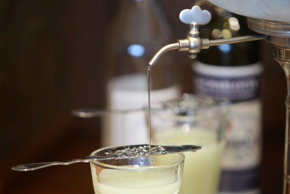 The allure of absinthe