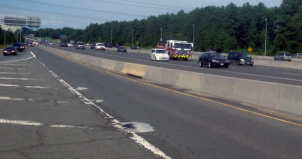 Congestion-easing transportation project approved in Northern Va.