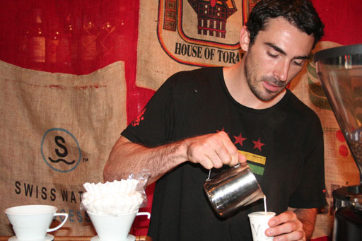 Vigilante Coffee: Building a business from bean to cup