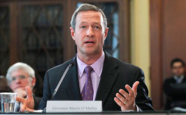 Purple Line among O'Malley announcements Monday