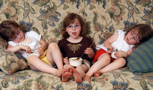 Middle children, unite! Blogger gives middle children a day to strike and celebrate