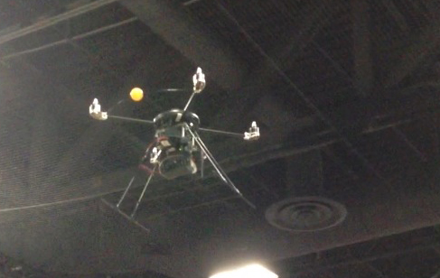 Drones expected to be farmers of the future (Video)