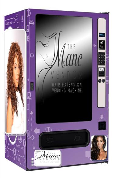 fairfax salon owner unveils hair extension vending machine