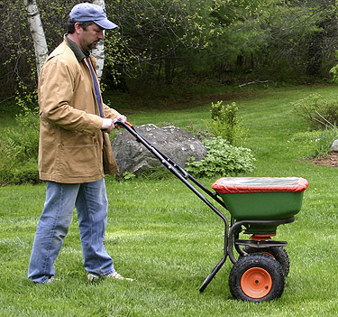 Garden Plot: It's lawn care time