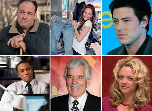 Celebrities Who Died in 2013