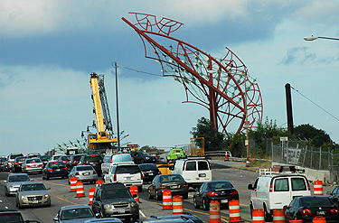 Final arch to be placed on New York Avenue Bridge