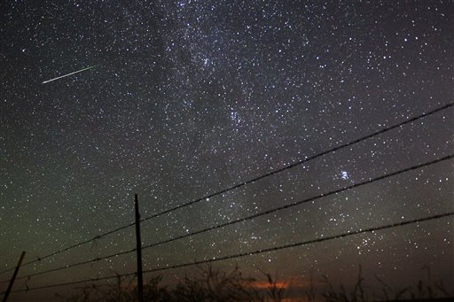 Where to see the Lyrid meteor shower this Earth Day (night)