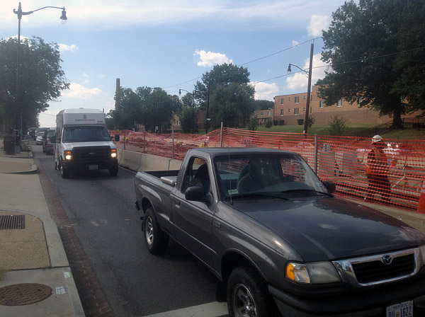 Streetcar signal work to cause congestion on Benning Road NE