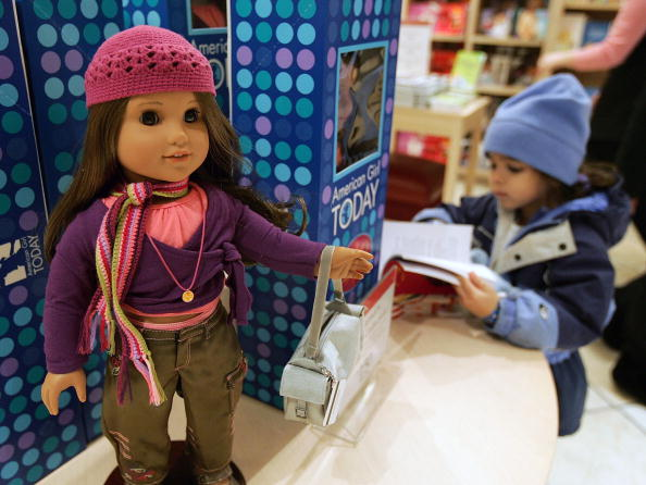 It's not about the retail: Local school uses American Girl for history, life lessons