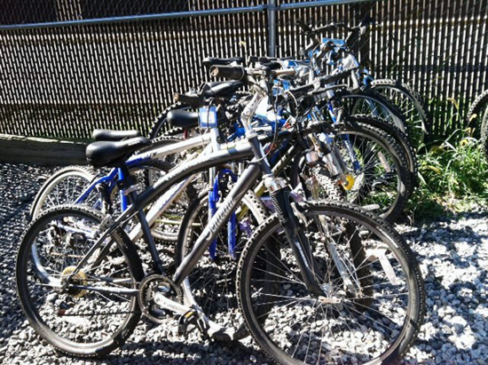 Fairfax Co. police warn of rise in bike thefts