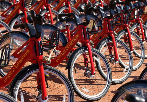 Study: Capital Bikeshare easing local traffic woes