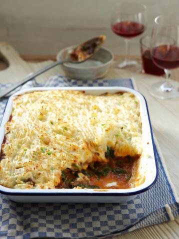 Shepherd's Pie: A hearty recipe for fall