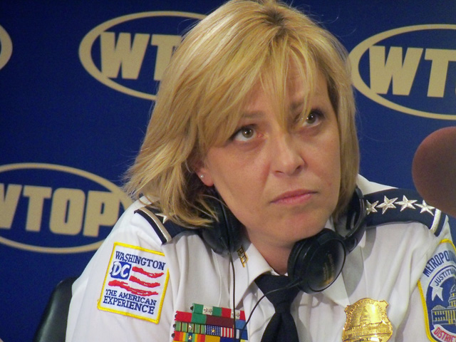 D.C. police chief: More money should go to social services
