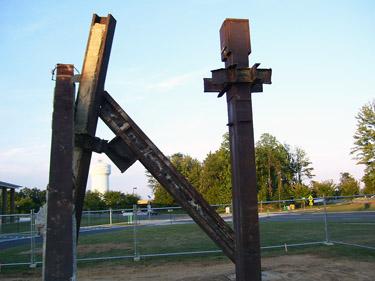 New memorial commemorates 9-11 victims