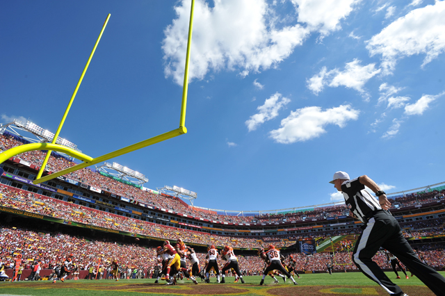 Gov. McAuliffe: Decisions on Redskins stadium need to be made soon