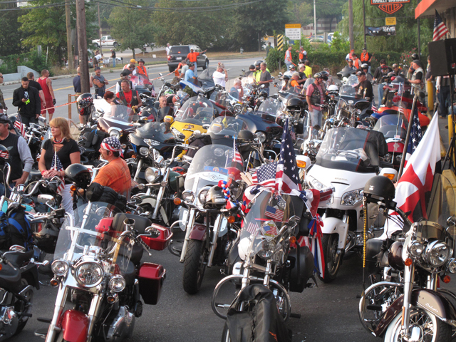 Bikes In Dc On 911 to ride into D C to honor