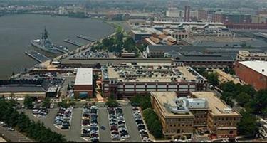 Navy Yard no stranger to target for violence