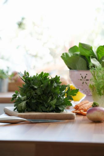 Your weekend recipe: Ravioli with parsley pesto