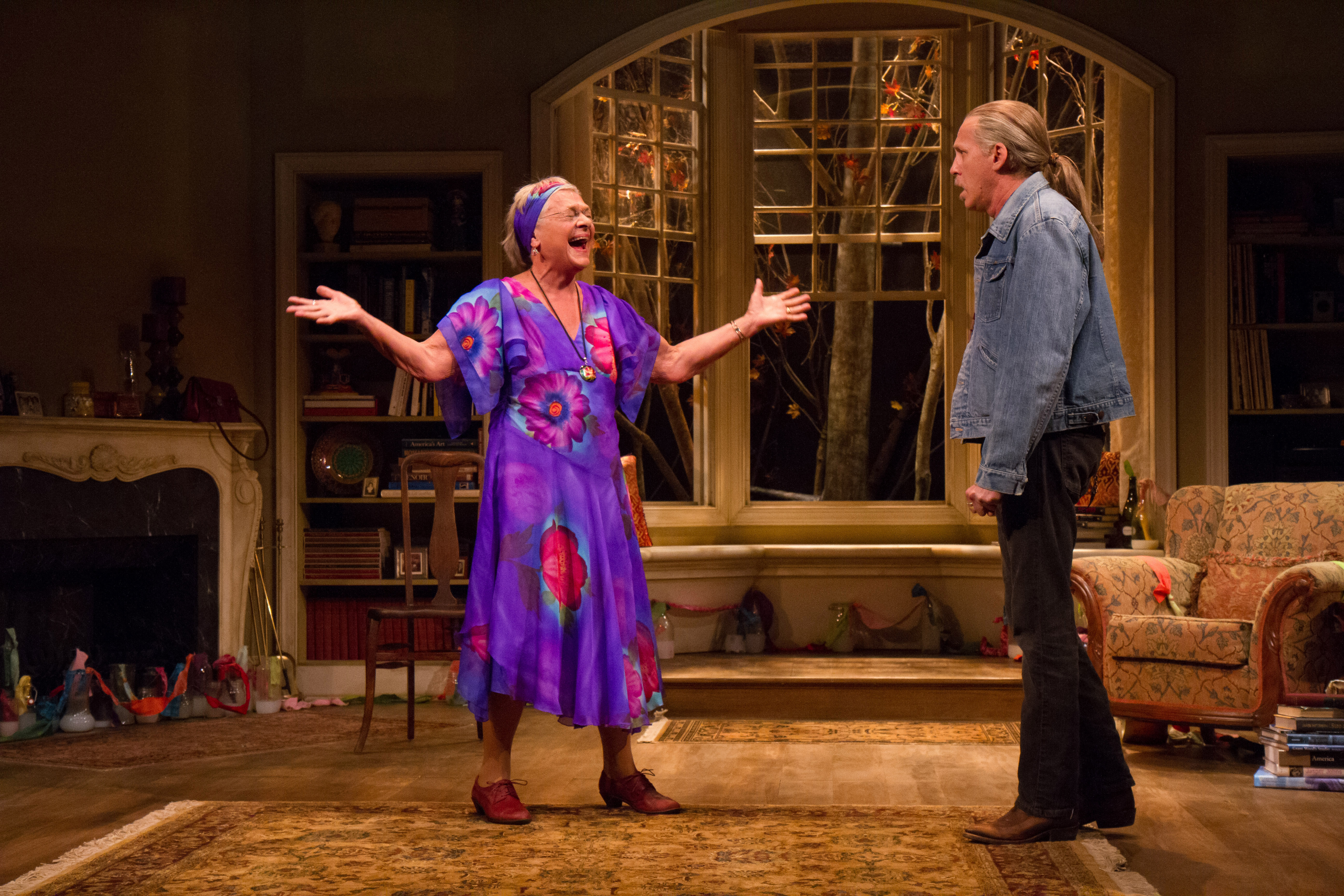 'The Velocity of Autumn' opens a dialogue on struggles with age, family
