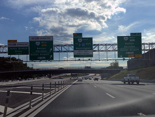 Commuters get chance to issue a report card on 495 Express Lanes