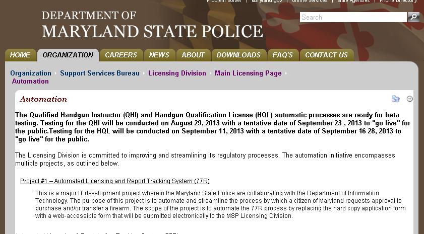 Gun law looms despite backlog, no new license system
