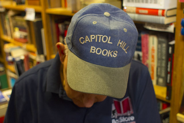 Capitol Hill Books: A must-read neighborhood gem, filled with character