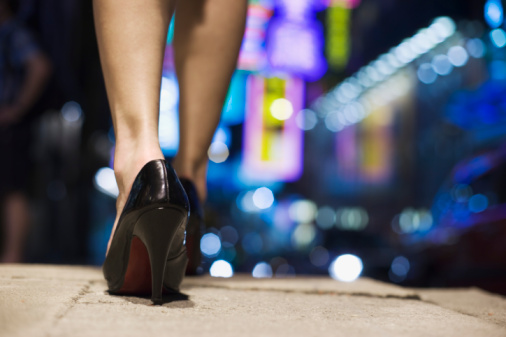 The stiletto workout: Preventing and treating pain from high heels