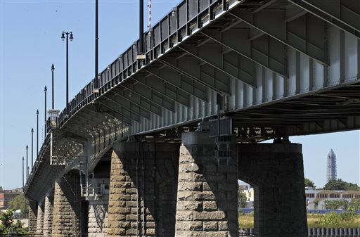 DC chooses contractors for new Douglass Memorial Bridge project