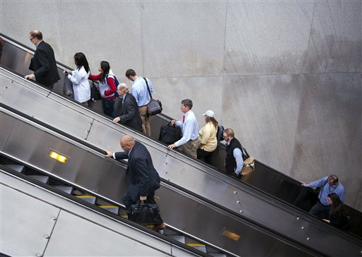 Tourist hurt on Metro escalator in 2012 sues for $20M