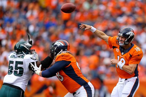 NFL Week 4 recap: Peyton's back, and better than ever