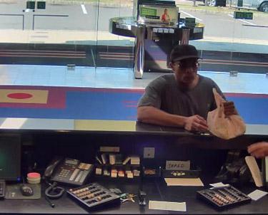 Police believe Beacon Hill Bandit has struck again