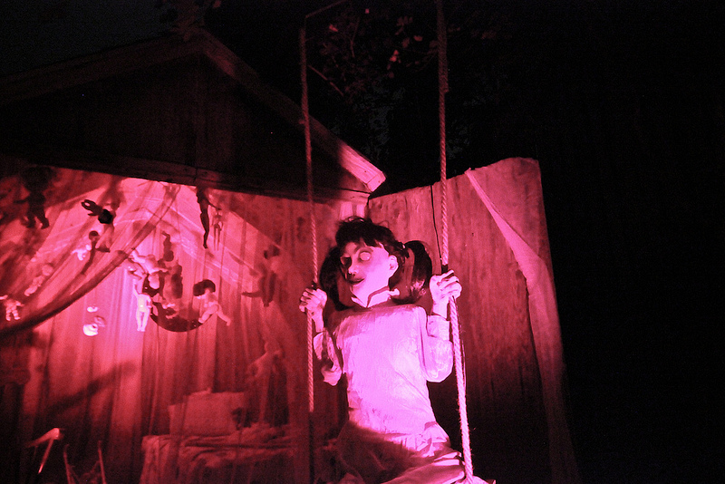 Montgomery County Halloween-themed display gets go-ahead