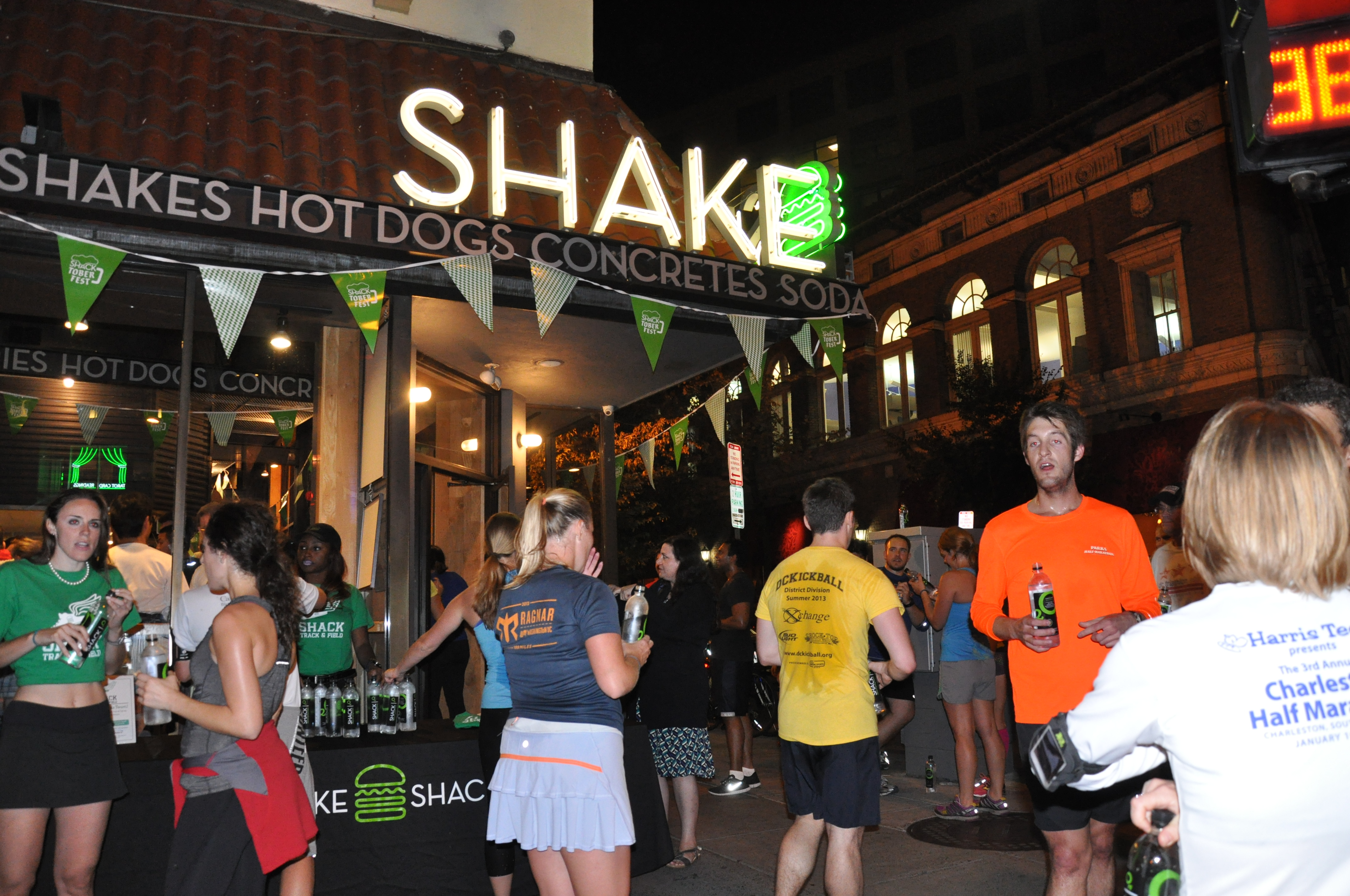 Shake Track & Field: A running club with some flavor