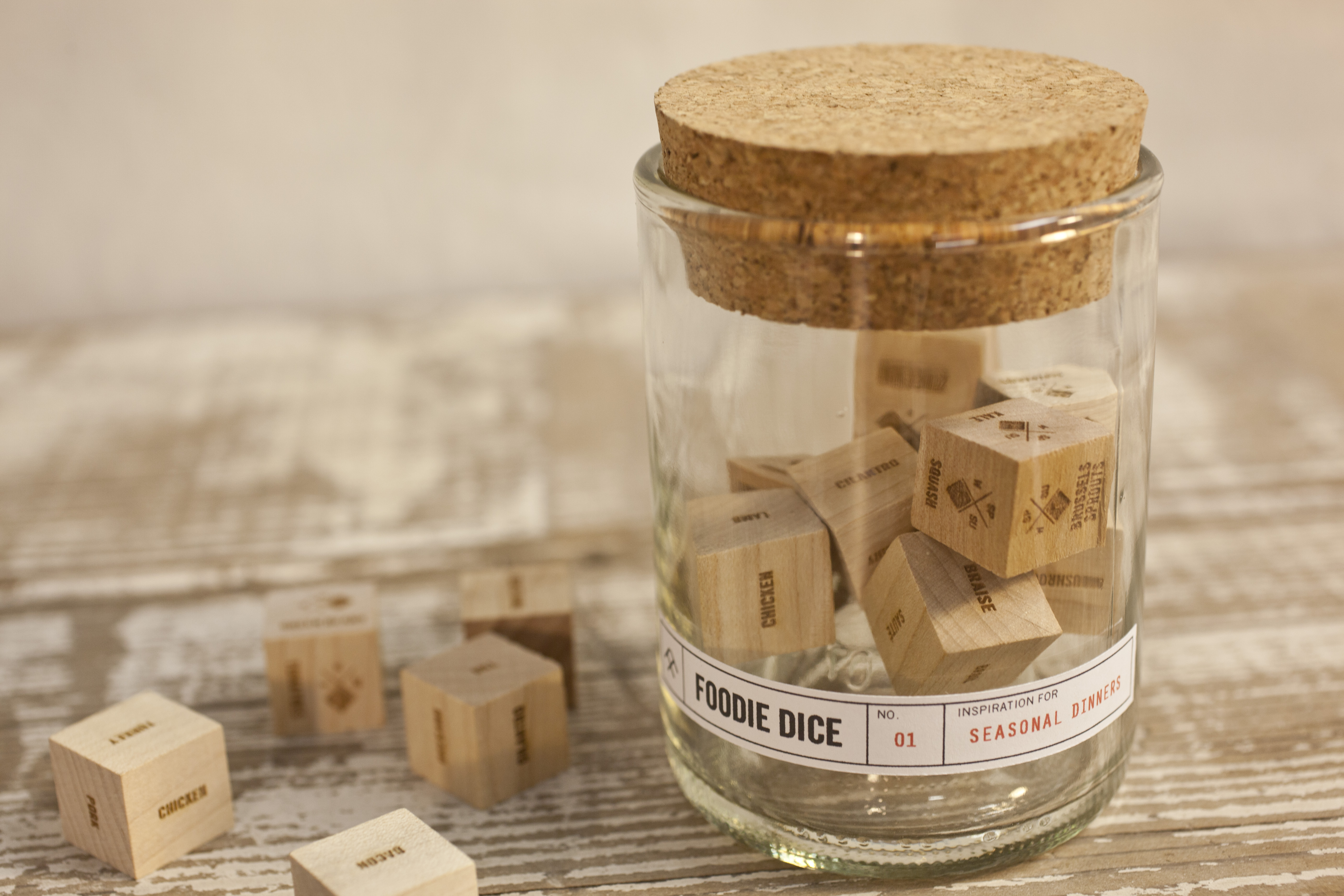 Foodie Dice: It's time to take a gamble on dinner