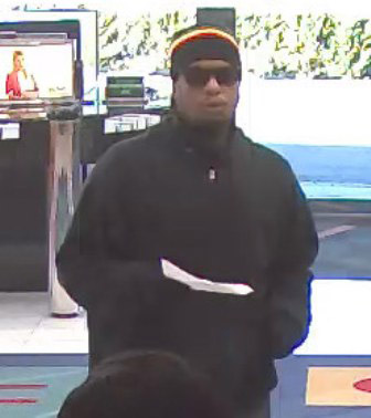 Suspect sought in Germantown bank robbery