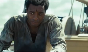 '12 Years a Slave' instantly joins the Oscar race