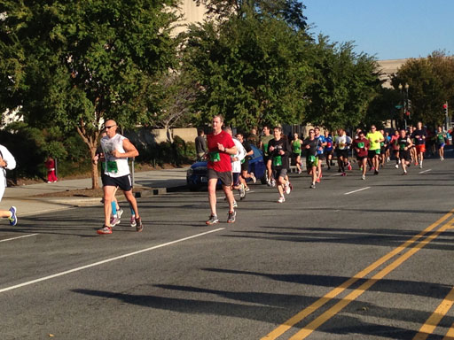 Army 10-Miler draws 35,000 runners