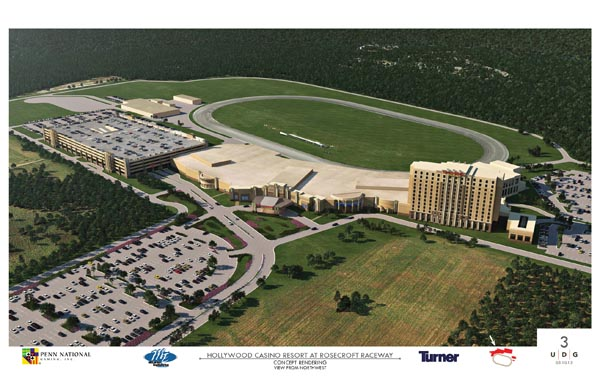 Penn National ups the ante in fight for Prince George's County casino license