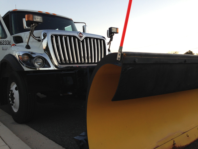 Snow plow drivers reacquaint themselves with roads