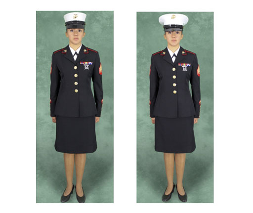 female marines to sport new covers next year wtop