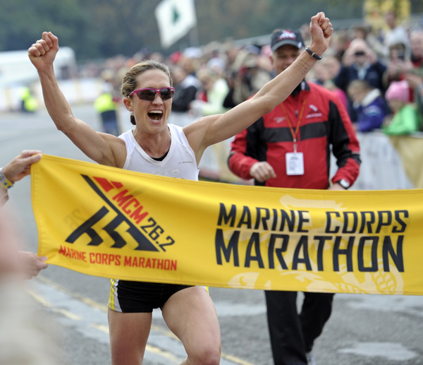 Traveling to, from and around the Marine Corps Marathon | WTOP