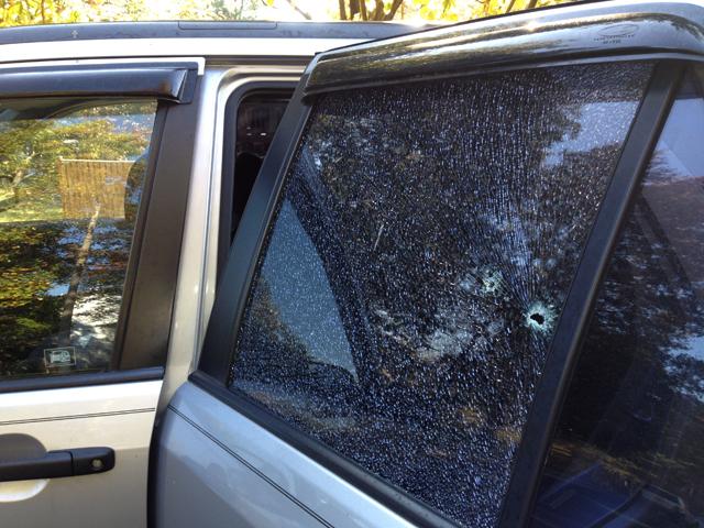 Vandals shoot, destroy windows of 60+ vehicles in Fairfax County