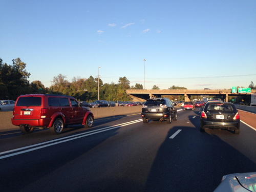 Companies propose solutions to fix I-66 traffic