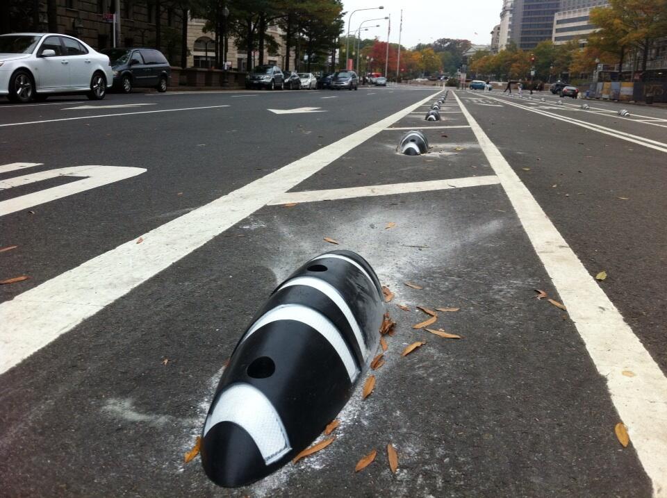 Will 'zebras' stop U-turns in D.C.?